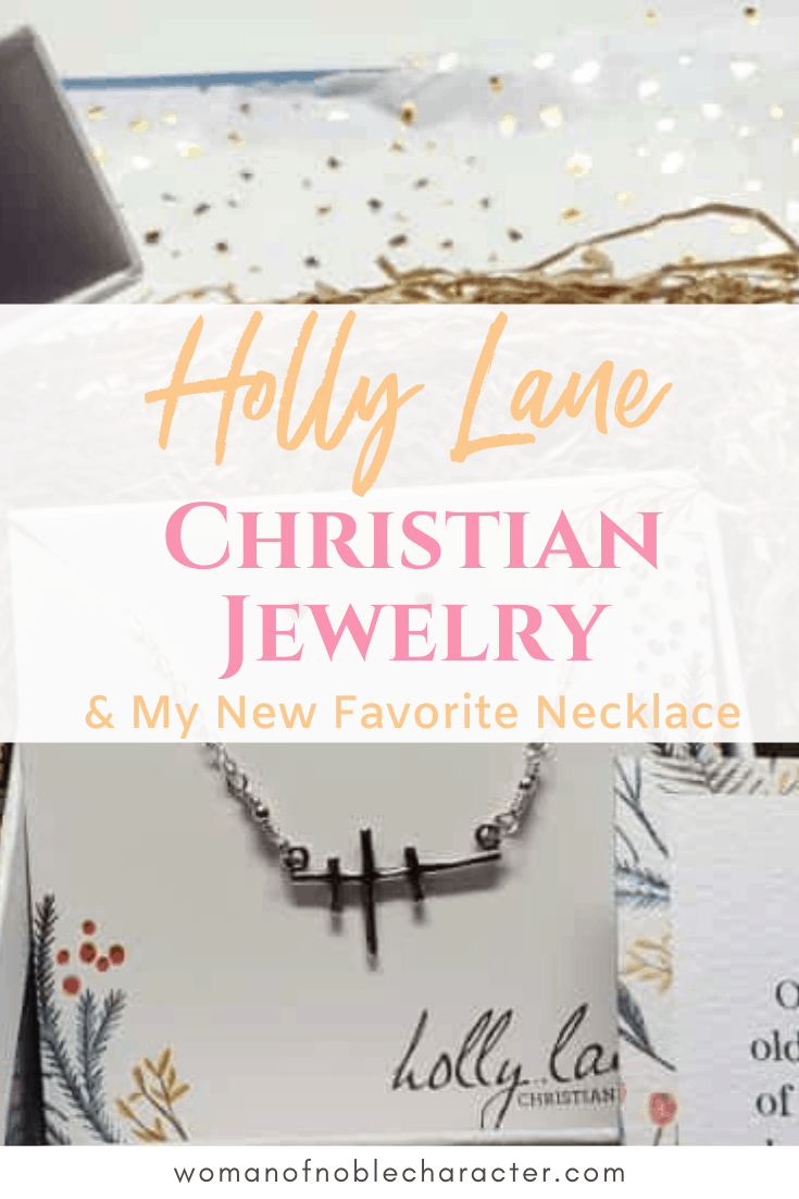 Holly Lane Christian Jewelry - An Image of a necklace from Holly Lane