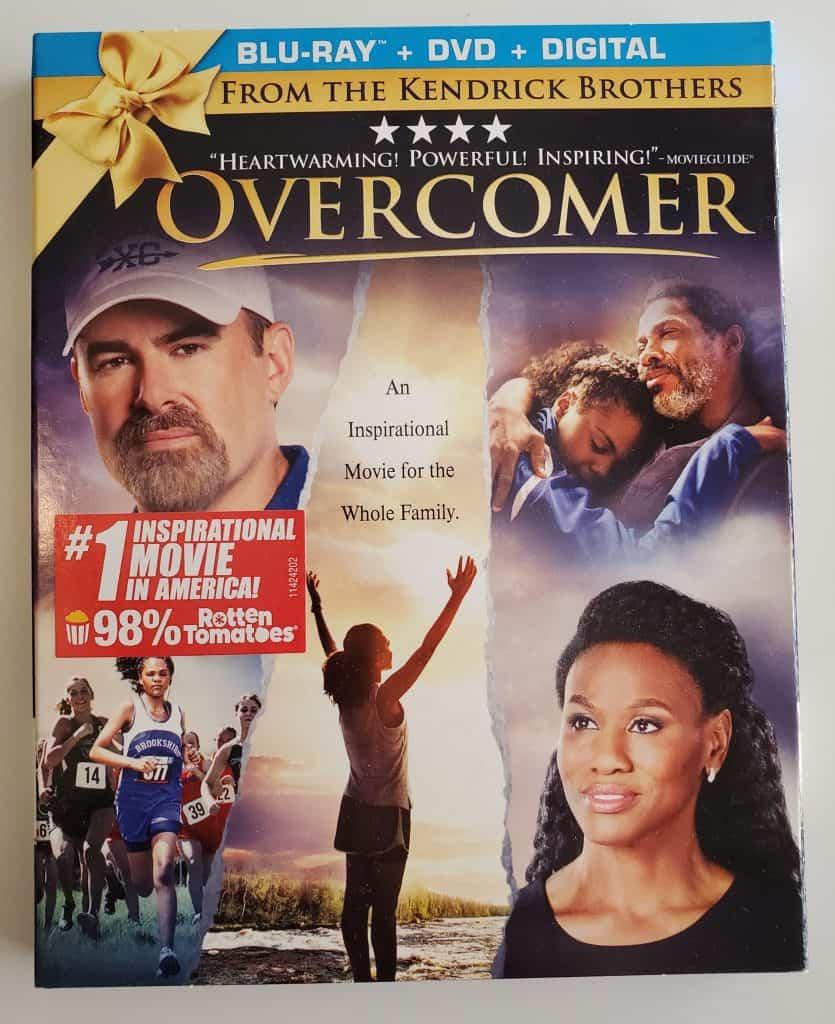 Overcomer DVD Overcomer Movie