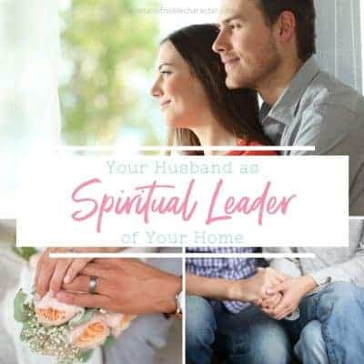 Husband as Spiritual Leader