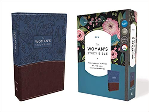NIV, The Women's Study Bible